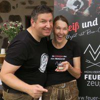Christian und Ulrike Dlapka von der MV Chili-Manufaktur