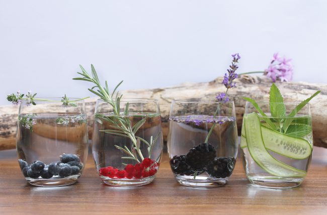 Flavoured Water Variation