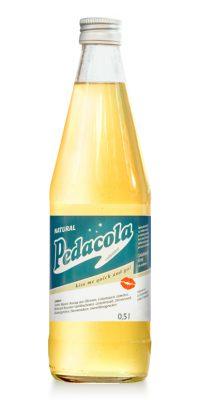 Pedacola Sirup in der Flasche