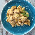 Kürbisnocken mit Salbei-Parmesansauce von Leckermäulchen