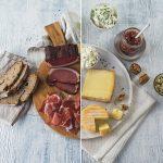 Speck und Käse aus dem Genussland OÖ