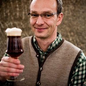 Peter Krammer von der Brauerei Hofstetten