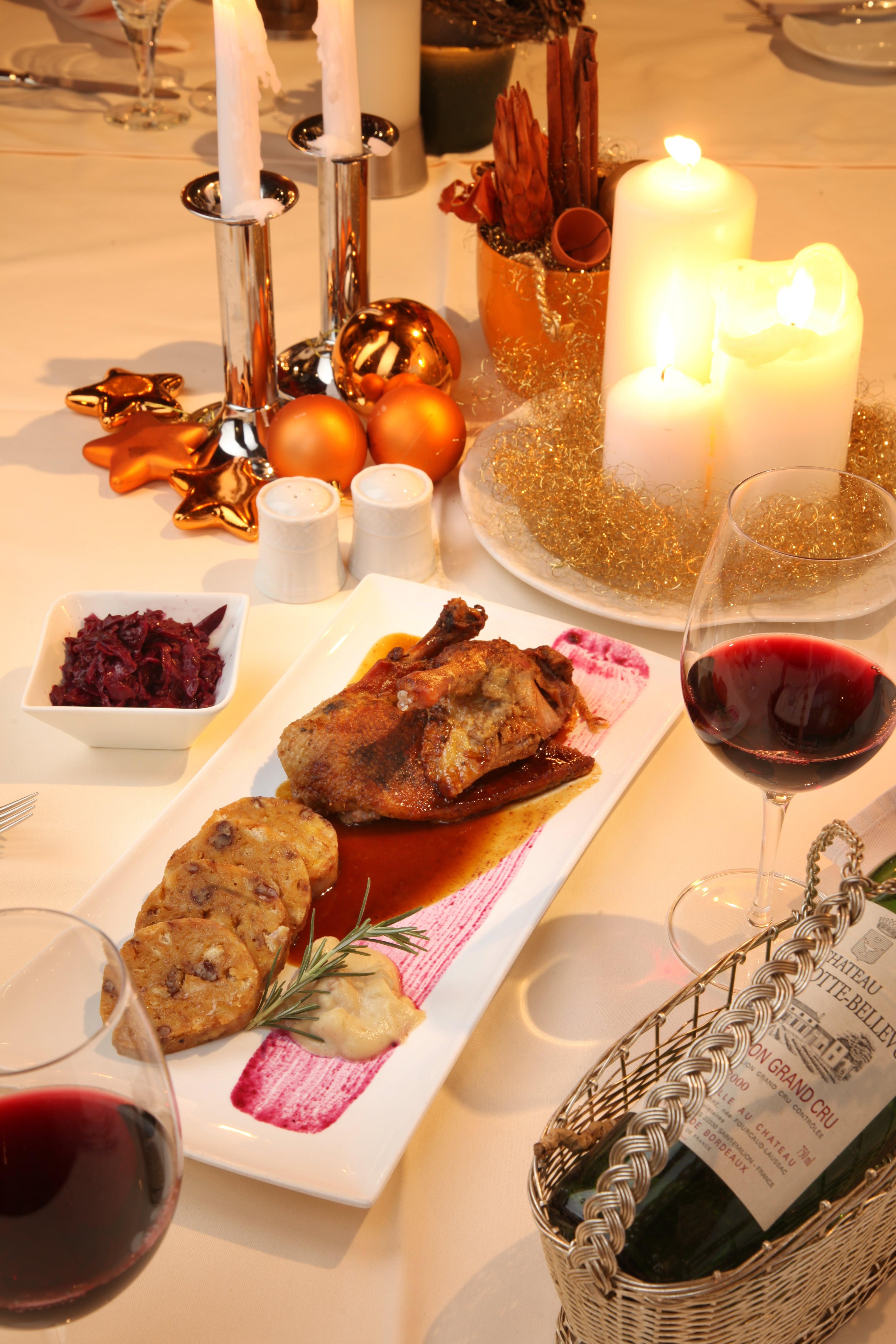Weihnachtsessen Gut Vorbereiten.Das Traditionelle Weihnachtsessen In Oberösterreich