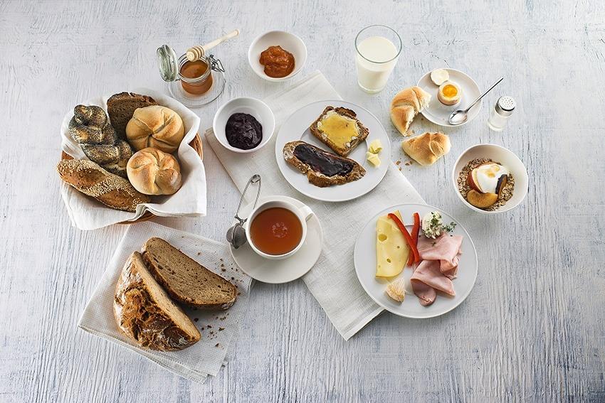 Frühstückstisch OÖ