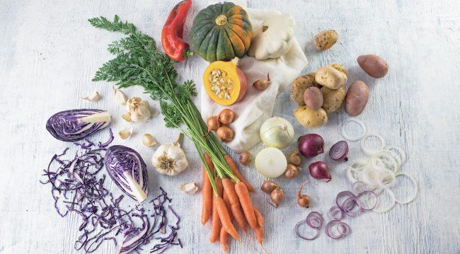 Gemüse im Genussland OÖ