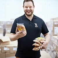 Florian Zagler von Zagler Müslibär