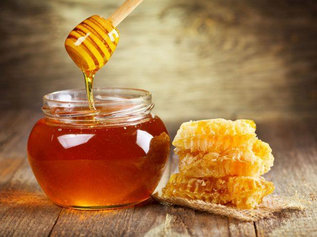 Honig-Foto von nitrub