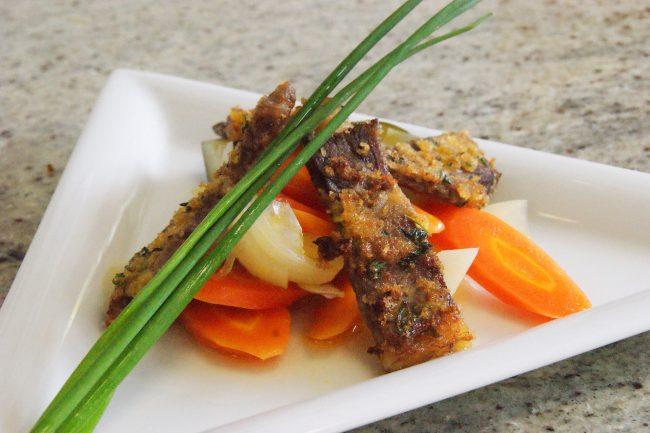 Essiggemüse mit pikantem Rindfleisch (Foto: LK OÖ)