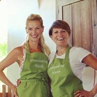 Marion & Nicole von Greencooking