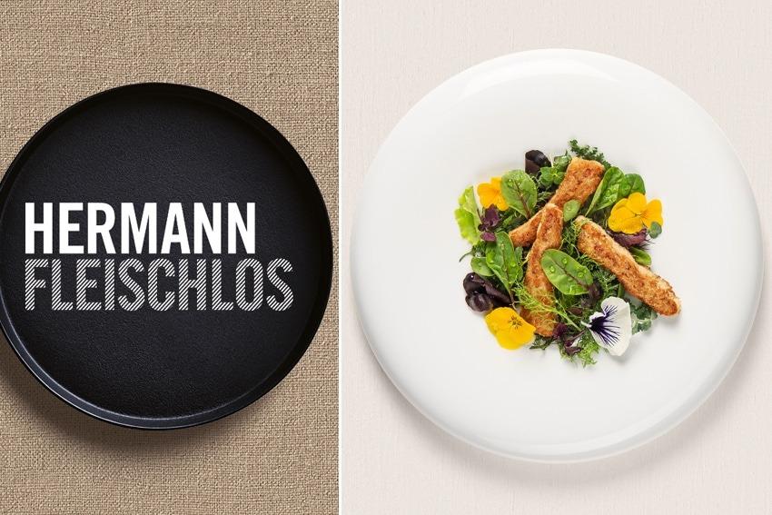 Bratstreifen-Salat von Hermann Fleischlos
