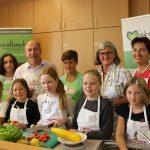 Kochen mit Kids und Landesrat
