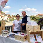 Schmeck's mit Landesrat Max Hiegelsberger beim Liferadio Brückenpicknick 2018