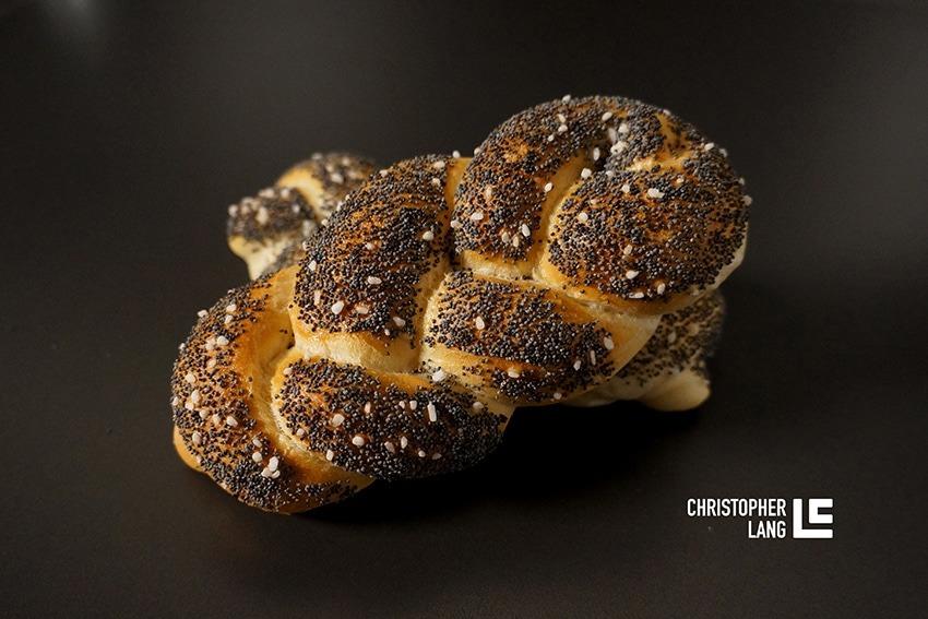 Mohnflesserl von Brotsommelier Christopher Lang