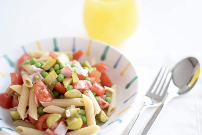 Nudelsalat von Ernährungsliebe