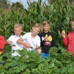 Schule am Bauernhof am Betrieb Moosbauer