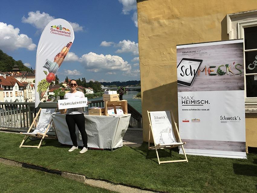 Schmeck's beim Liferadio Brückenpicknick 2018