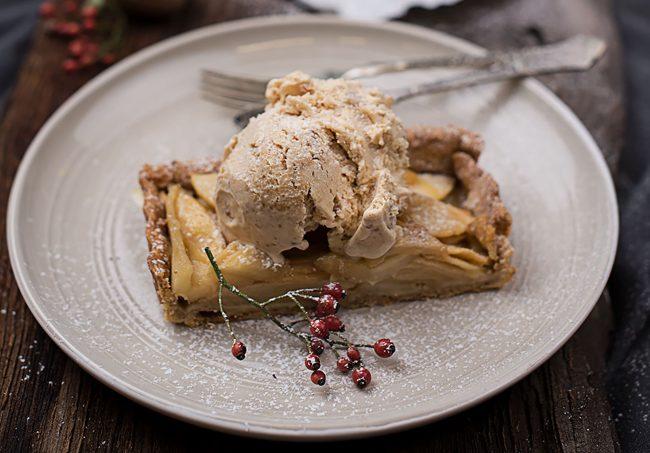 Apfel-Nuss Tarte von cookingCatrin (Foto: Carletto Ferrari)