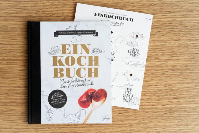 Einkoch Buch von schön und gut