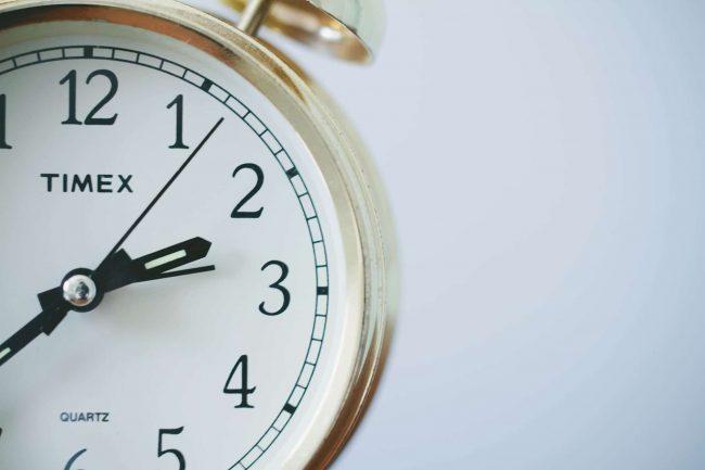 Intervallfasten - Uhr
