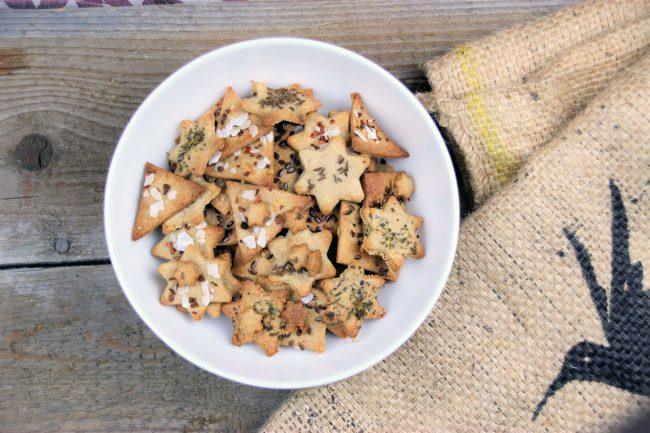 Emmervollkorn-Cracker von xsund essen